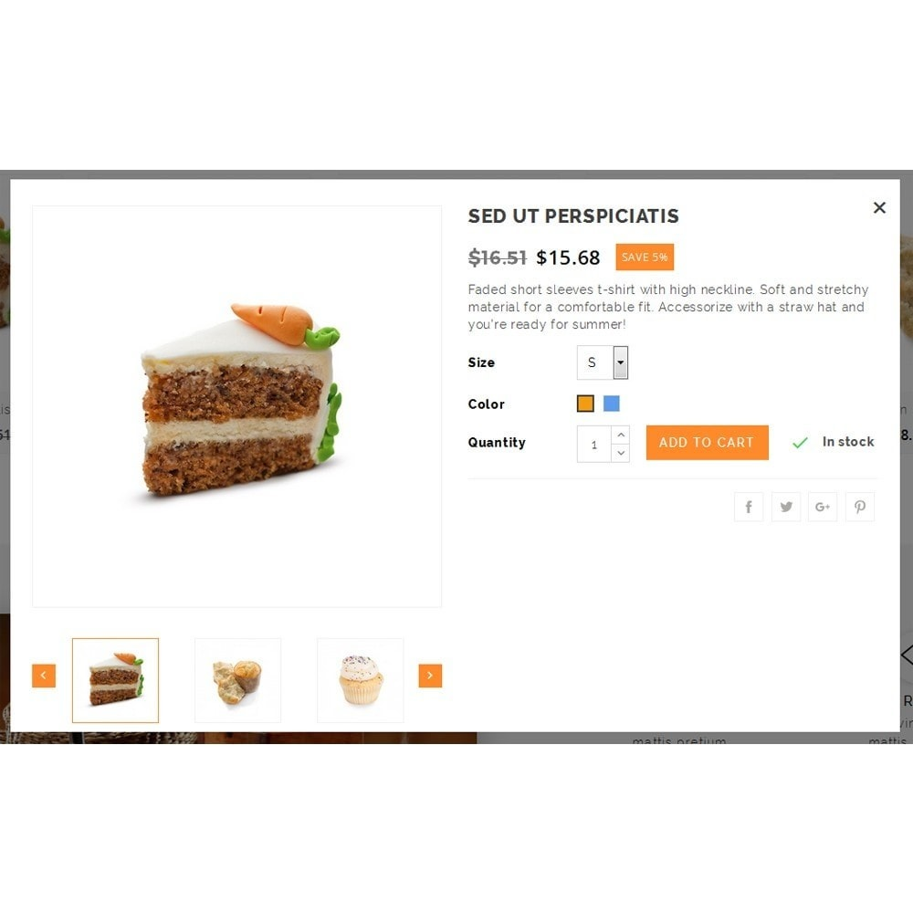 theme - Alimentation & Restauration - Bakery Store - 7