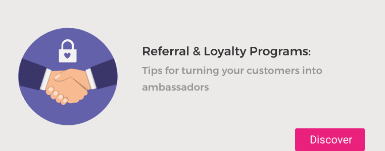 Modules for building customer loyalty