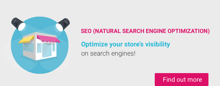 Optimize your store's visibility