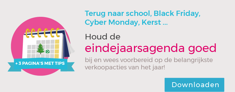 Black Friday, Cyber Monday, Kerstmis: Onze 37 e-tips